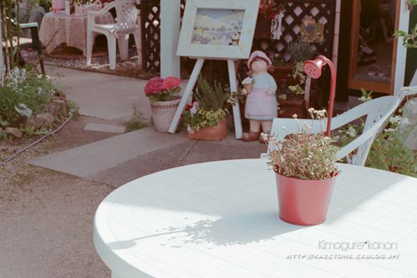 お庭めぐり①**メルヘンな三村庭_b0197639_2232375.jpg