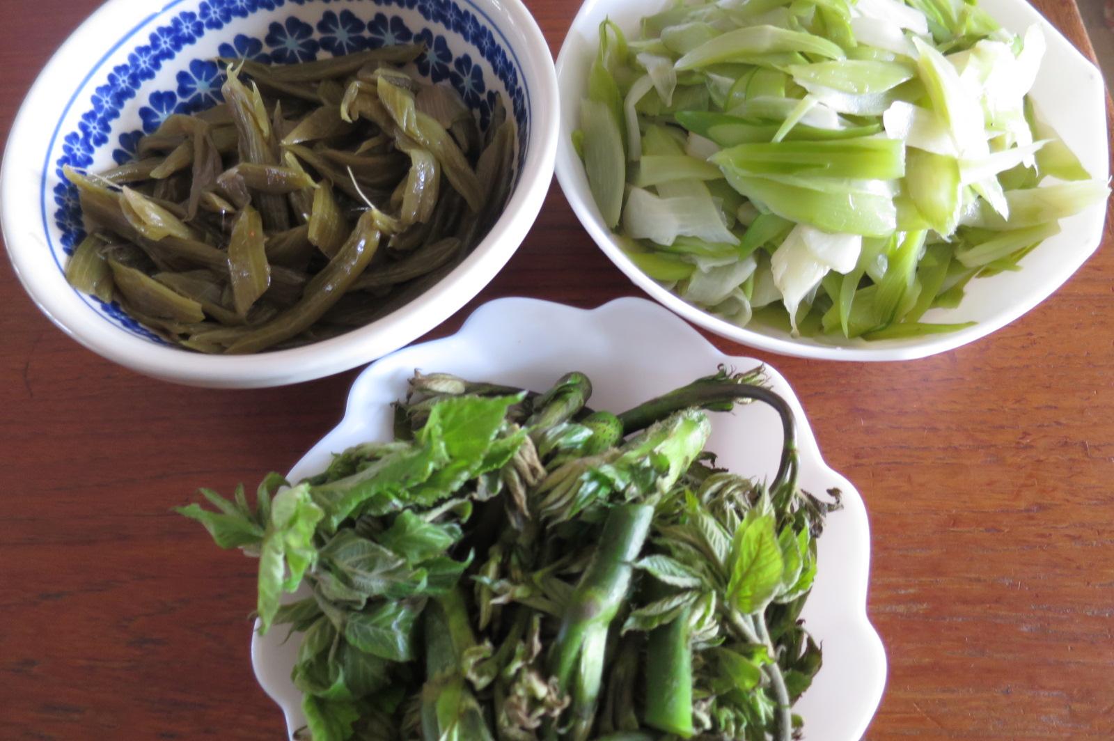 春の山菜♪_f0231042_12433154.jpg