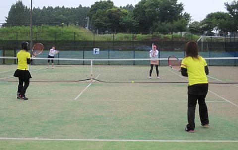 山武市テニス大会が開催されました_a0151444_1883392.jpg