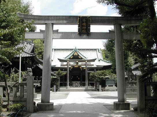 ◆牛島神社◆_f0322193_1025347.jpg
