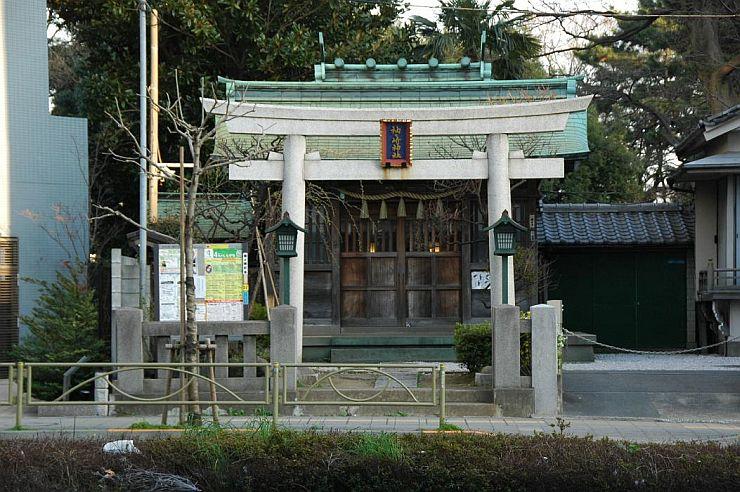 ◆袖ヶ崎神社◆_f0322193_1025397.jpg