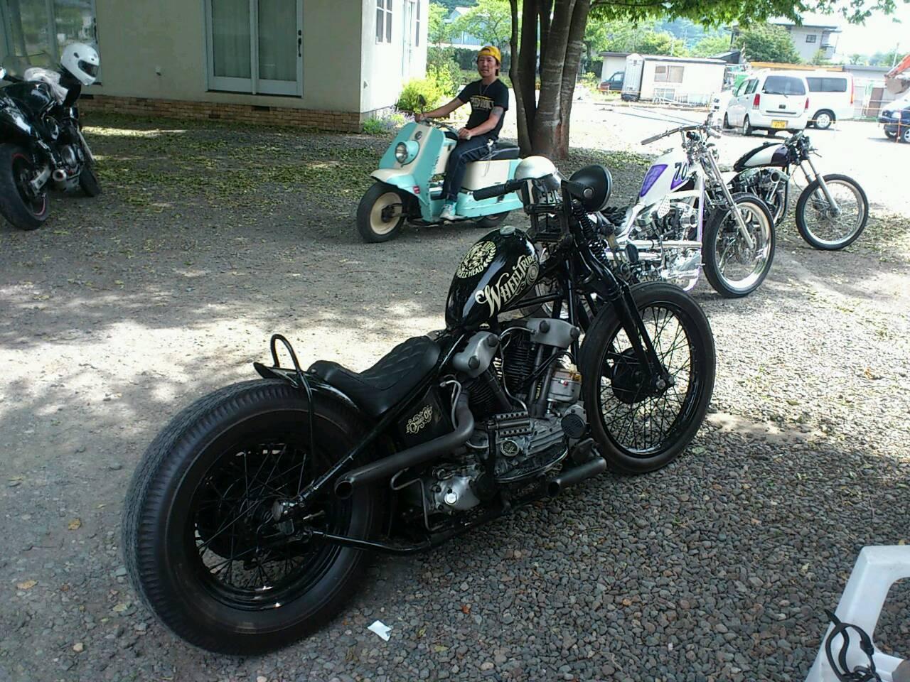 MOTORCYCLES DENさんにて。_d0149307_8204251.jpg