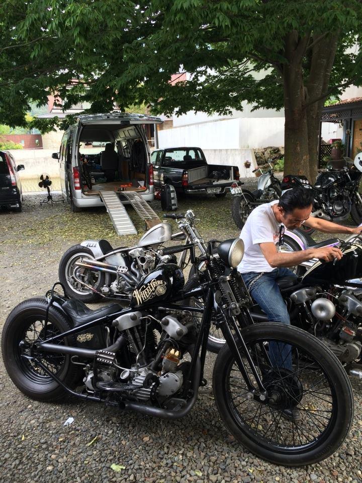 MOTORCYCLES DENさんにて。_d0149307_827559.jpg