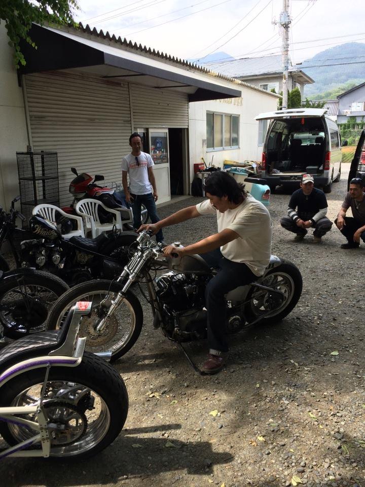 MOTORCYCLES DENさんにて。_d0149307_8293755.jpg