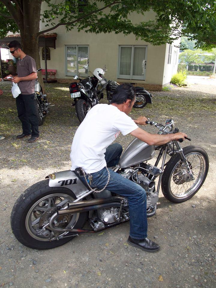 MOTORCYCLES DENさんにて。_d0149307_831783.jpg