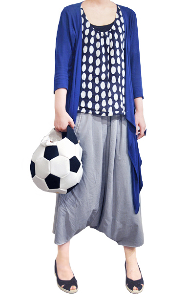soccer ball bag / Ore_d0193211_17285937.jpg