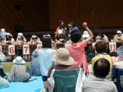 秋田県・鳥海町の新緑まつり_b0084826_5171689.jpg