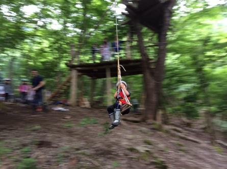 リスの森で遊んだよ!_f0101226_20253429.jpg