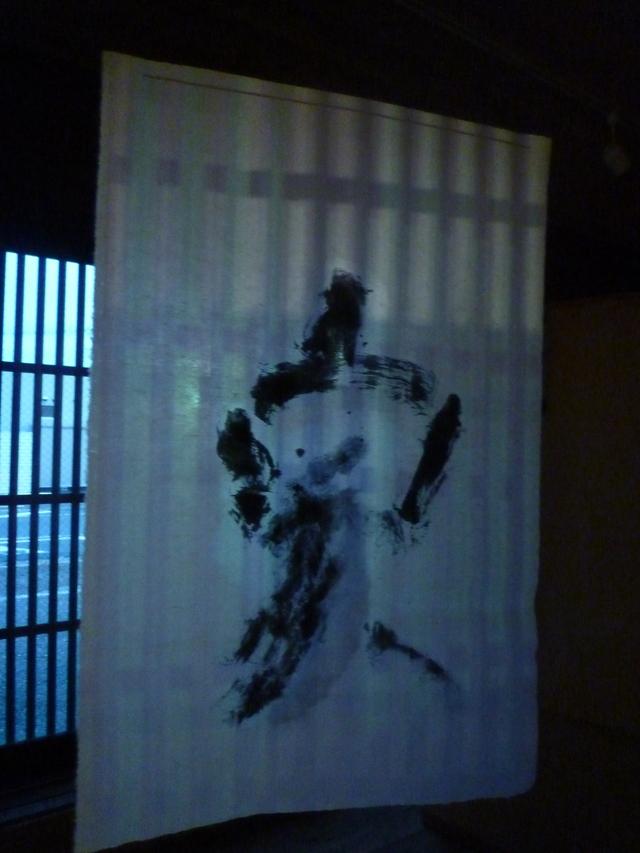 華雪展「家を巡る」中_e0138627_9351387.jpg
