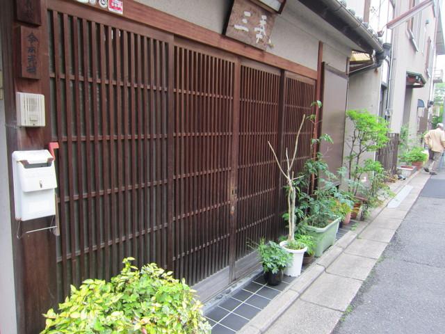 京都の路地裏。_b0207631_930462.jpg