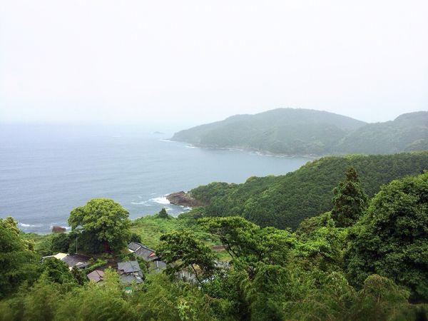 熊野古道@波田須・大吹峠コース_e0292546_23395744.jpg