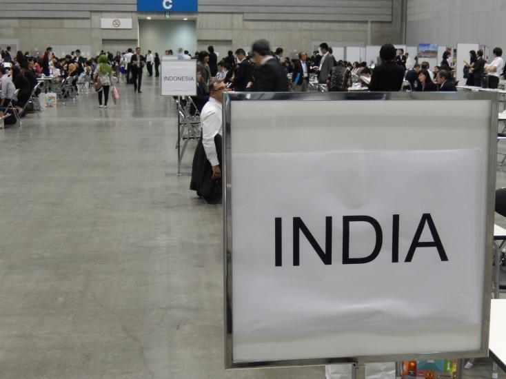 インド人の日本旅行の訪問地が東京・大阪プラス広島の理由(アセアン・インドトラベルマート2014その2)_b0235153_8572845.jpg