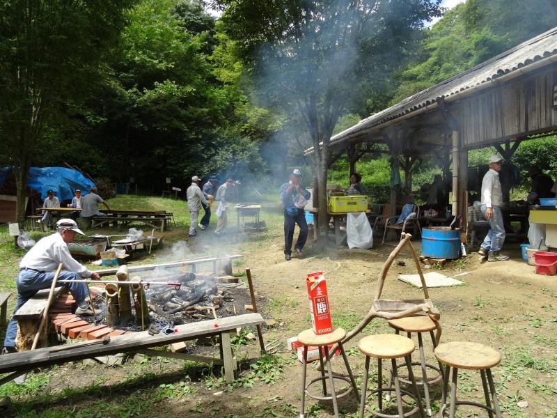 地域交流会2014    in  孝子の森     by     (TATE-misaki)_c0108460_00083697.jpg