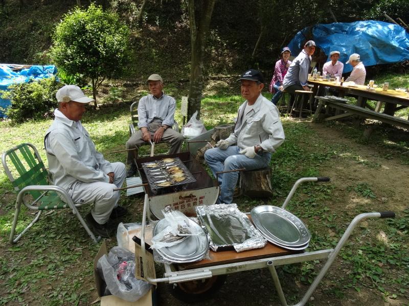 地域交流会2014    in  孝子の森     by     (TATE-misaki)_c0108460_00371261.jpg
