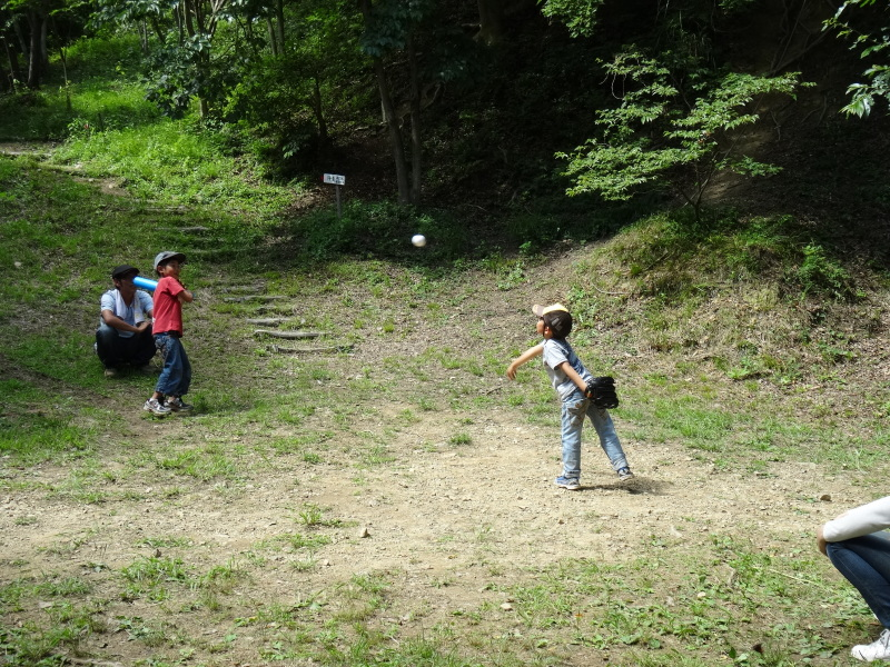 地域交流会2014    in  孝子の森     by     (TATE-misaki)_c0108460_01523074.jpg