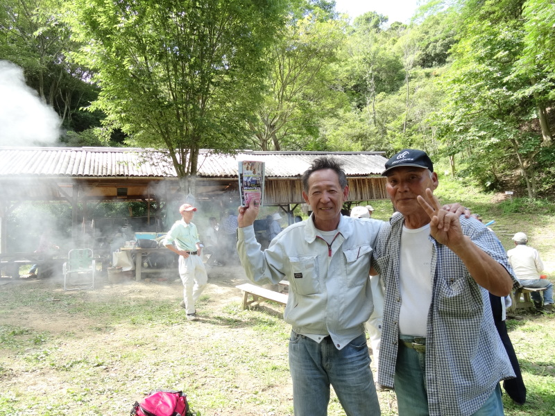 地域交流会2014    in  孝子の森     by     (TATE-misaki)_c0108460_01523124.jpg