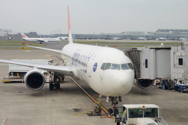 長崎空港で見られる飛行機たち_c0081462_21164554.jpg
