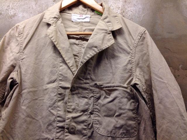 6月11日(水)大阪店ミッドウエスト入荷!!#3ソフトワーク編!!50\'s Vintage Cotton ShopJKT!!(大阪アメ村店)_c0078587_1322468.jpg