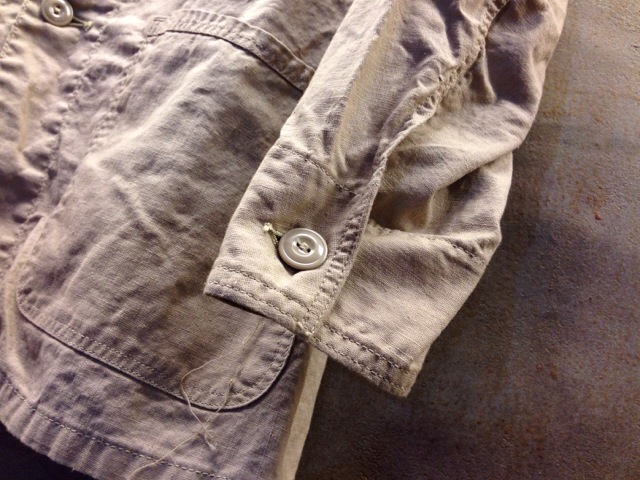 6月11日(水)大阪店ミッドウエスト入荷!!#3ソフトワーク編!!50\'s Vintage Cotton ShopJKT!!(大阪アメ村店)_c0078587_13225613.jpg