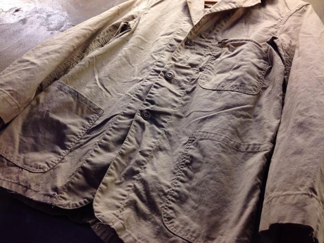 6月11日(水)大阪店ミッドウエスト入荷!!#3ソフトワーク編!!50\'s Vintage Cotton ShopJKT!!(大阪アメ村店)_c0078587_13232754.jpg
