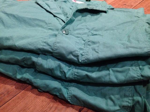 6月11日(水)大阪店ミッドウエスト入荷!!#3ソフトワーク編!!50\'s Vintage Cotton ShopJKT!!(大阪アメ村店)_c0078587_13241090.jpg