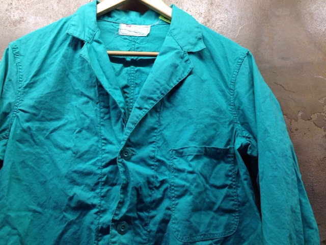 6月11日(水)大阪店ミッドウエスト入荷!!#3ソフトワーク編!!50\'s Vintage Cotton ShopJKT!!(大阪アメ村店)_c0078587_13245752.jpg