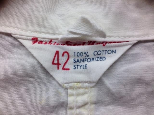 6月11日(水)大阪店ミッドウエスト入荷!!#3ソフトワーク編!!50\'s Vintage Cotton ShopJKT!!(大阪アメ村店)_c0078587_1332078.jpg