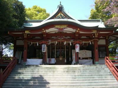 ◆多摩川浅間神社◆_f0322193_9253219.jpg