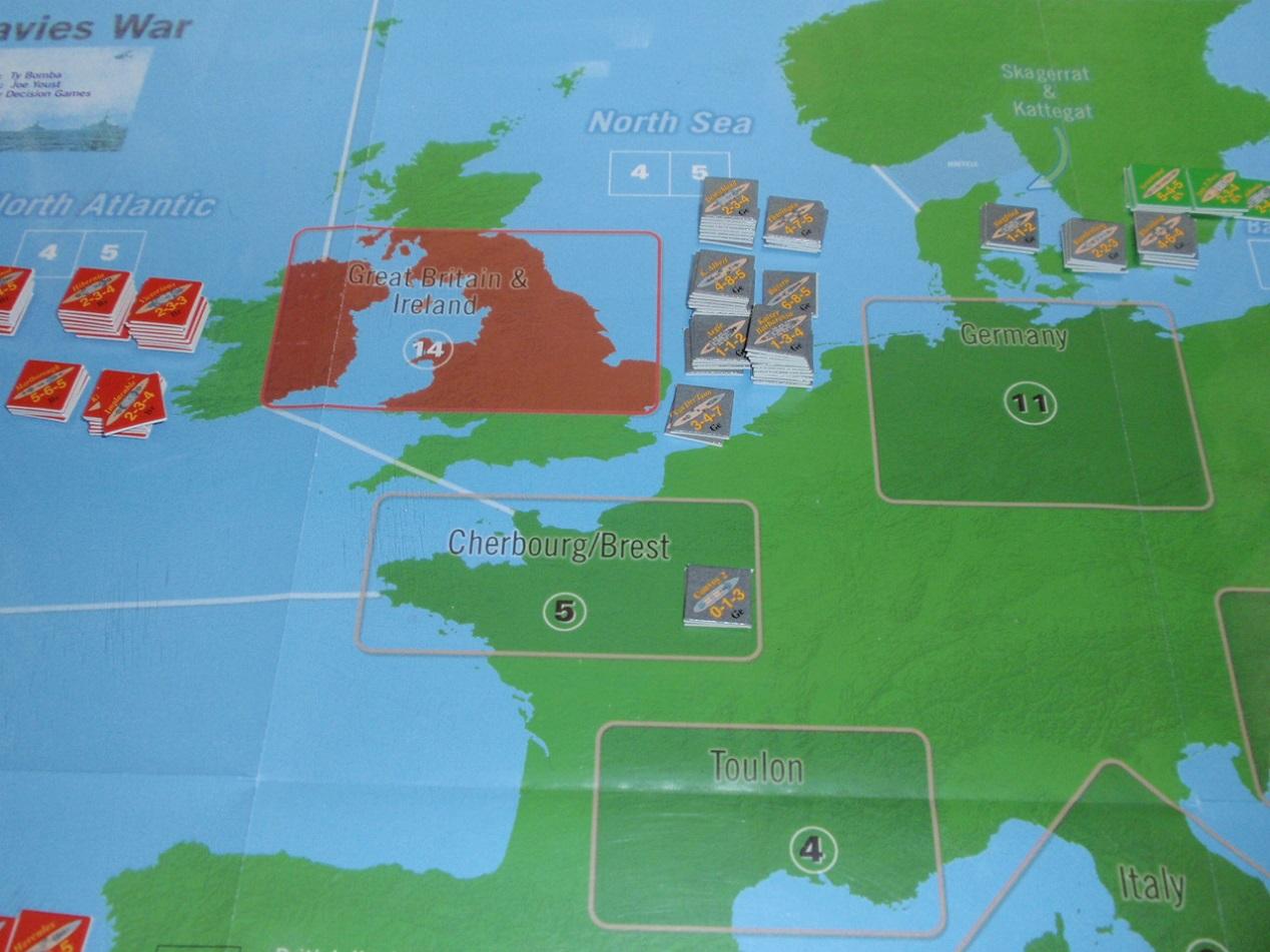 Decision Games「Nine Navies War」④_b0162202_18401678.jpg