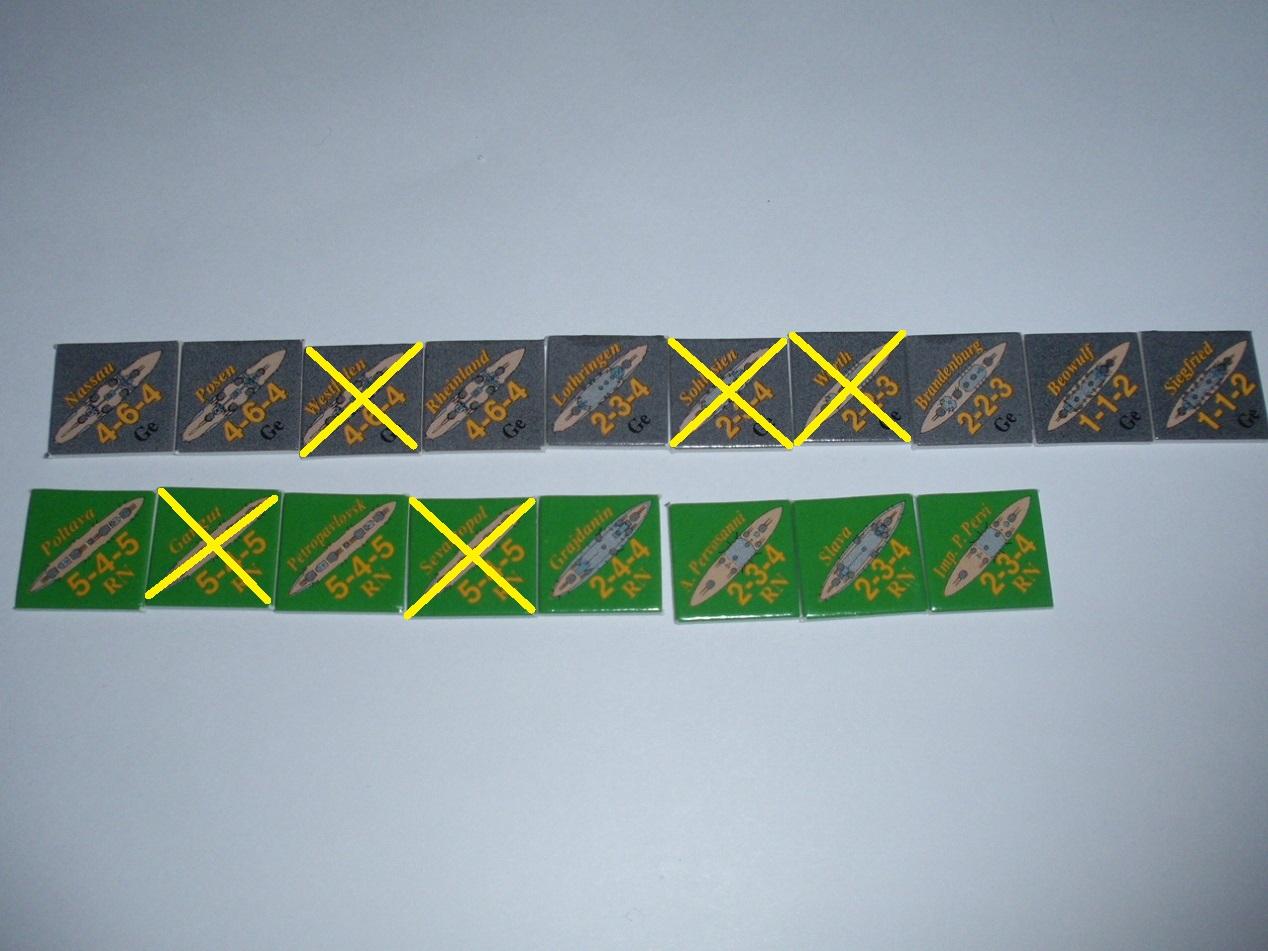Decision Games「Nine Navies War」④_b0162202_18413694.jpg