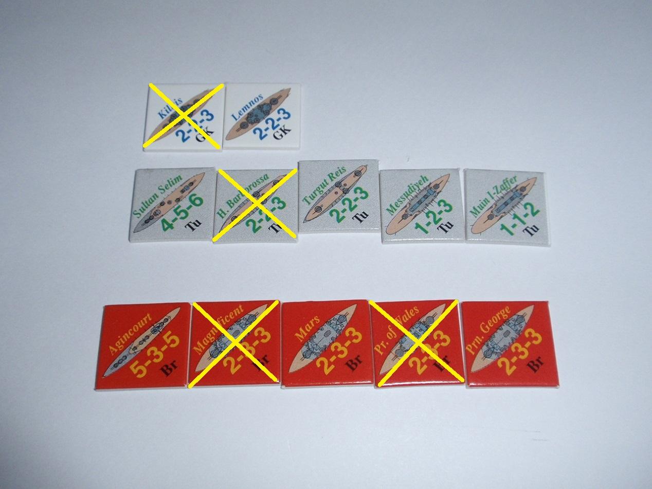 Decision Games「Nine Navies War」④_b0162202_1841395.jpg