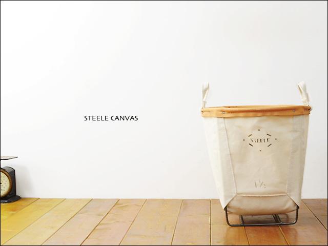 STEELE CANVAS [スティールキャンバス] Round Basket [ラウンドバスケット]_f0051306_21484815.jpg