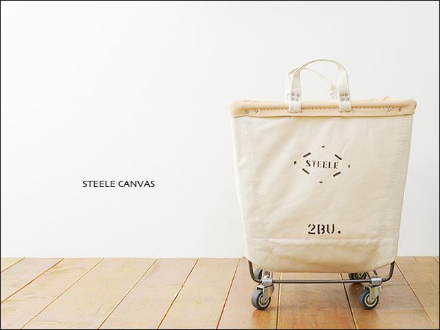 STEELE CANVAS [スティールキャンバス] 185CST 2BU Square Basket Caster [スクエアバスケットキャスター] _f0051306_21541316.jpg