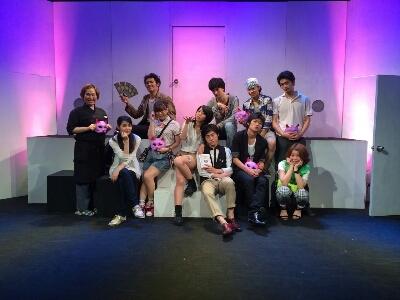 舞台『インスタントアクマ』終演!_a0139911_1432948.jpg