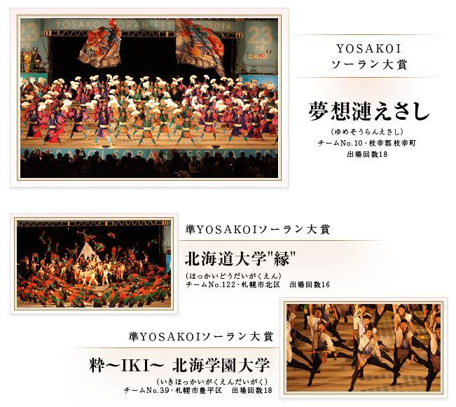 大学広報活動として意識され始めたか YOSAKOIソーラン祭り_c0025115_16512561.jpg