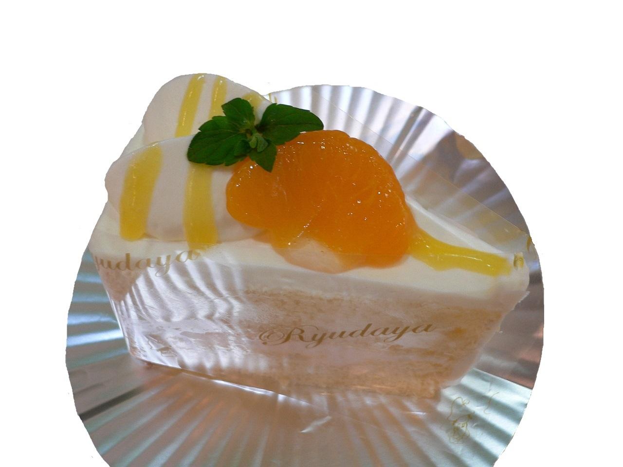 オレンジシフォン♪_c0197734_15344500.jpg