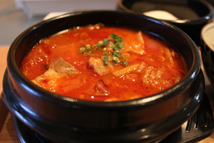 豆腐ご飯でキムチクッパ_a0223786_11173198.jpg