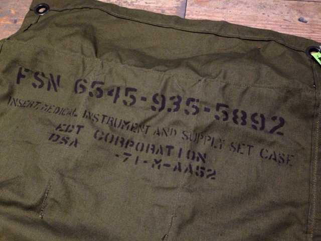 6月11日(水)大阪店ミッドウエスト入荷!!#5 U.S.Army編!!40\'s~MilitaryGoods!!(大阪アメ村店)_c0078587_330026.jpg