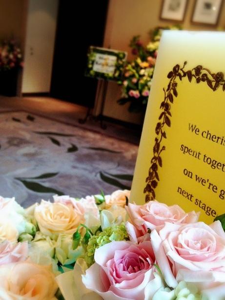 結婚式装花_d0125644_18462621.jpg