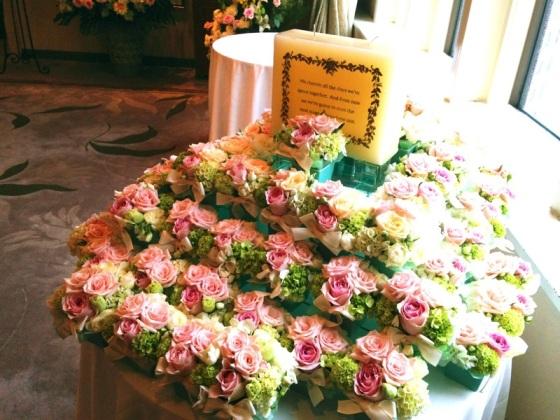 結婚式装花_d0125644_18474779.jpg