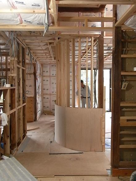『リボーンハウス』内装工事が進んでいます。_e0197748_14585870.jpg