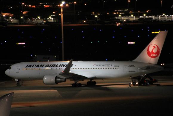 羽田空港国際線レポ  午前0時頃。。_d0202264_21405248.jpg