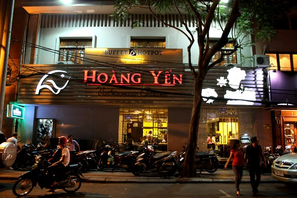 サイゴン : ゴードゥッケー通りのホアンイェンで、ごはんとおかずと日本人、について考えた。_e0152073_2284645.jpg