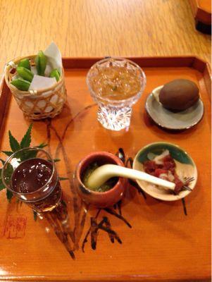 *2014年水無月女魯山人先生の料理教室*_e0326573_10144536.jpg