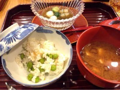 *2014年水無月女魯山人先生の料理教室*_e0326573_10145398.jpg