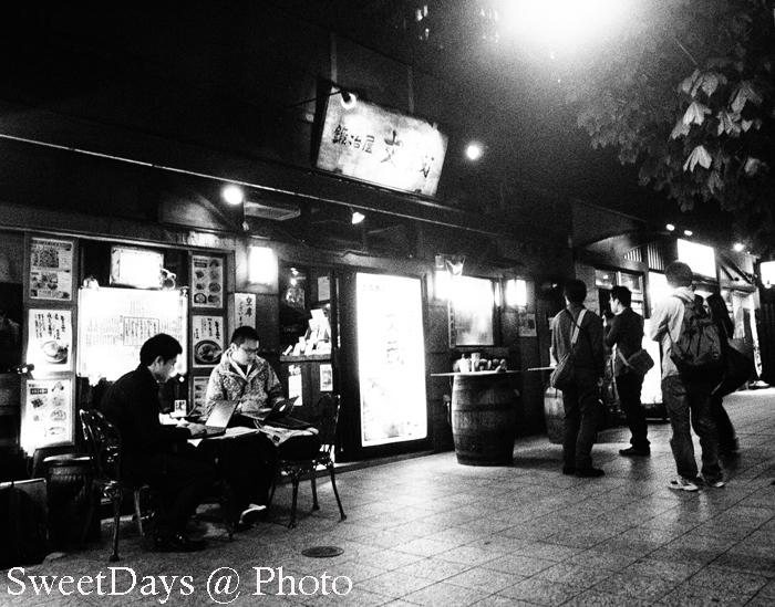 Shooting Monochrome in Ginza_e0046675_9231040.jpg