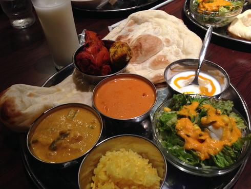 インド料理「KHANA PINA」★★★★☆_c0187076_991455.jpg