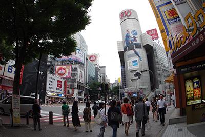 6月11日(水)の渋谷109前交差点_b0056983_11170795.jpg
