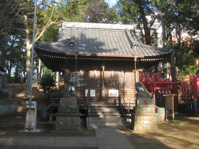 ◆田園調布八幡神社◆_f0322193_925246.jpg