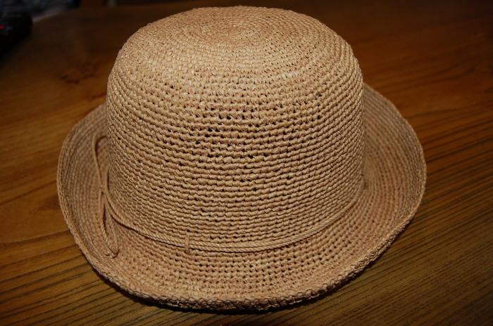 「帽子」_b0087994_1019427.jpg